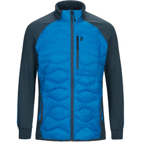Peak Performance M's Helium Hybrid Jacket Blue Bird